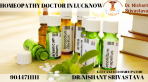Homeopathy doctor in Lucknow