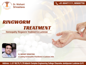 Homeopathy Ringworm Treatment in Lucknow