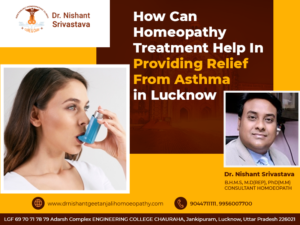 How can homeopathy treatment help in providing relief from asthma in Lucknow